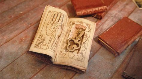secret book miniature book with secret compartment