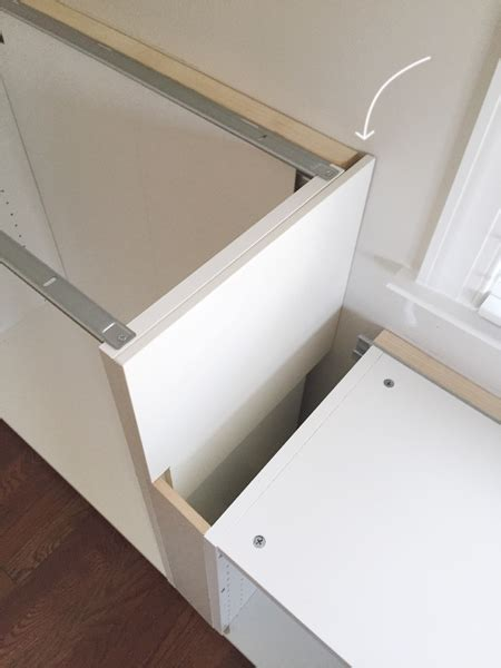 how to install a cabinet filler installing cabinet filler pieces fanti blog