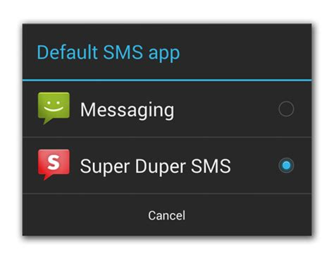 android default messaging app details upcoming sms changes as a part of android 4 4 kitkat androidos in