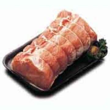 pork roast loin center cut boneless fresh