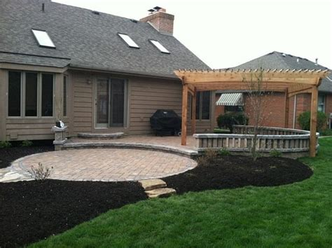 The Patio Columbus by Columbus Patios And Paver Hardscapes