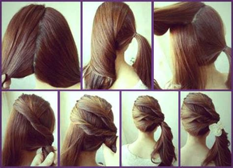 wiki hairstyles step bystep latest party hairstyles step by step 2017 for girls