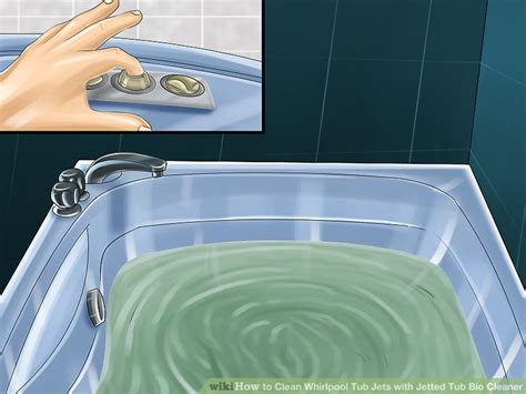 cleaning jacuzzi bathtub jets how to clean whirlpool tub jets with jetted tub bio cleaner