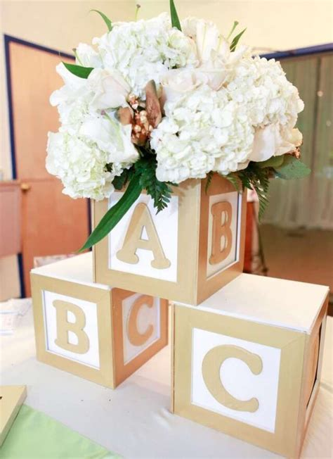 baby centerpieces best 25 baby showers ideas on baby