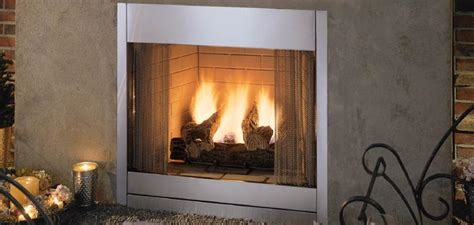 Monessen Ventless Gas Fireplace by Al Fresco Gas Outdoor Fireplaces By Monessen Hearth