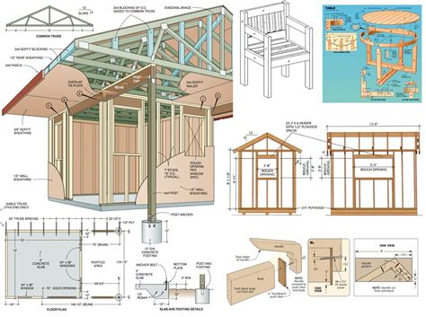 Corn Crib Plans by How To Learn Japanese Woodworking Wooden Plans Design