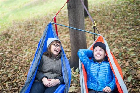 How To Put A Hammock Together by Better Together Eno Fuse Tandem Hammock System Review