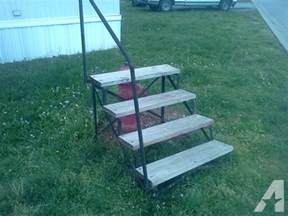 Handrails For Concrete Steps Image Gallery Mobile Home Steps