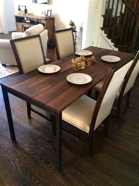 Reclaimed Wood And Steel Dining Table The Ludwig Dining Table Reclaimed Wood Steel