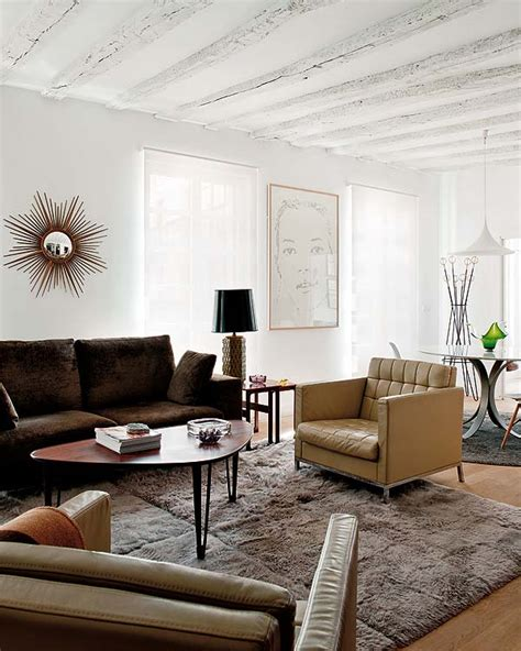 design apartment bilbao historic bilbao flat infused with industrial charm