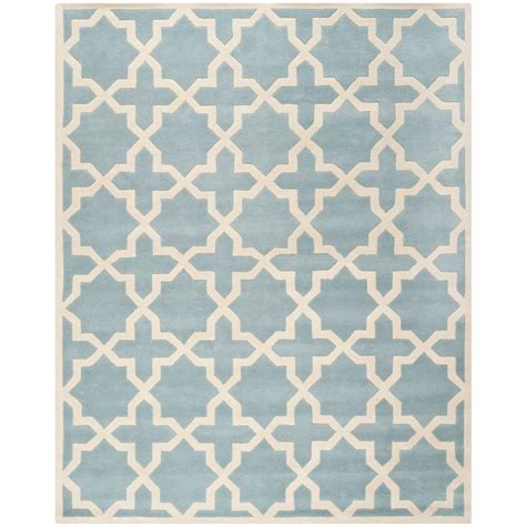 chatham rugs safavieh chatham grey ivory 8 ft 9 in x 12 ft area rug cht718d 9 the home depot