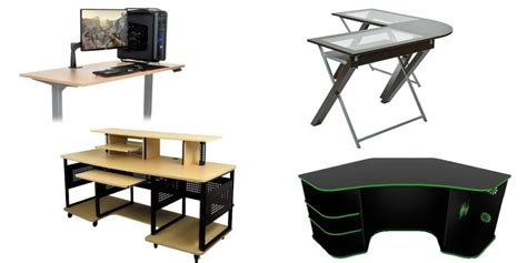 gaming chair desk gaming desks what to before you buy