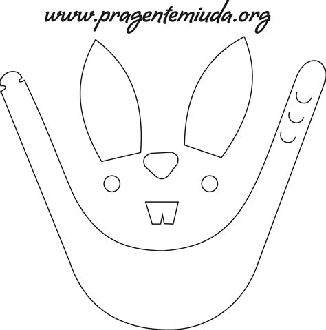 printable visor template diy rabbit visors or hats is it for parties is it free