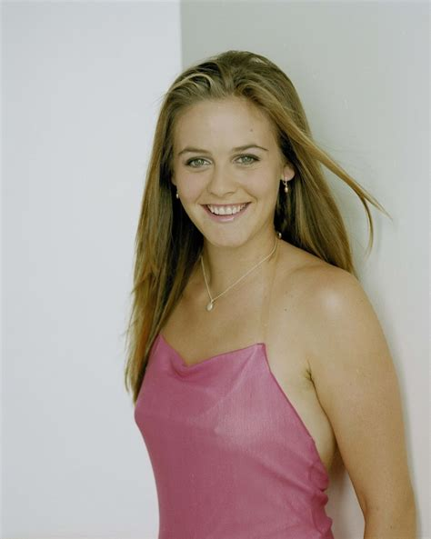 Alicia Silverstone   Hair Style Trends