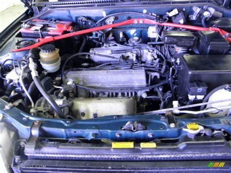 1997 Toyota Rav4 Engine 1997 Toyota Rav4 4wd 2 0 Liter Dohc 16 Valve 4 Cylinder