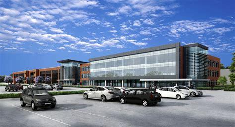 Toyota Technical Center Expansion Begins Mi Toyota Technical Center Motrolix