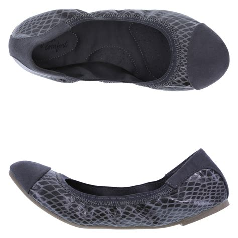 payless shoes flats womens scrunch flat dexflex comfort payless shoes