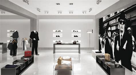 illuminazione vetrine negozi lade per negozi ambientazioni
