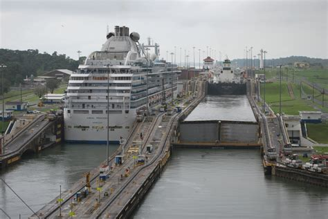 Photo Panama Canal by Culture Daily Post 9 24 2013 Panama Canal Ign Boards