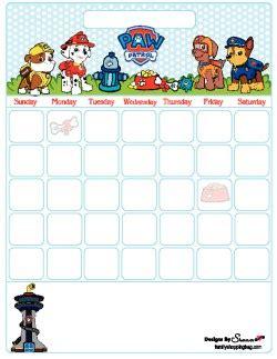 potty training chart mickey mouse calendar paw patrol calendars free printable ideas