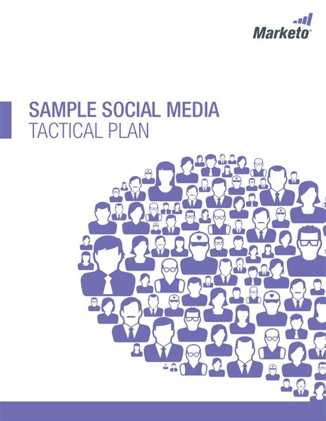 plan social media sle social media tactical plan