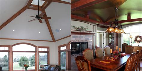 lights in ceiling beams vaulted ceiling archives bartelt remodeling