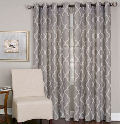 jcpenney curtains bedroom elrene medalia window treatment collection easy care