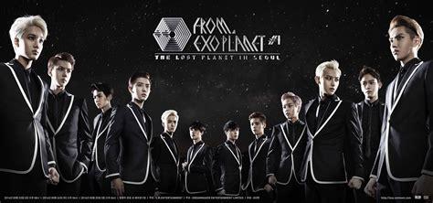 Poster Exo K Exo M Wolf 12 Member Lengkap Ori 3 5906x2776 exo k exo m suho junmyun baekhyun