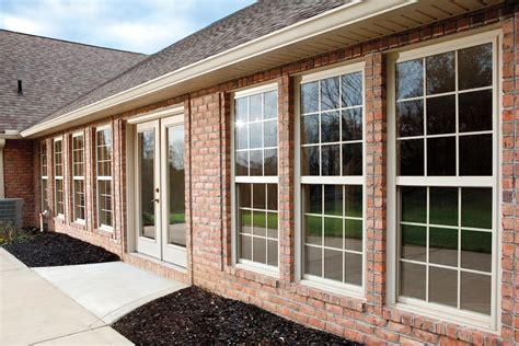 colonial style windows classic colonial grids simonton windows doors