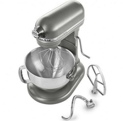 kitchenaid pro  kvgx professional  qt stand mixer  colors ebay