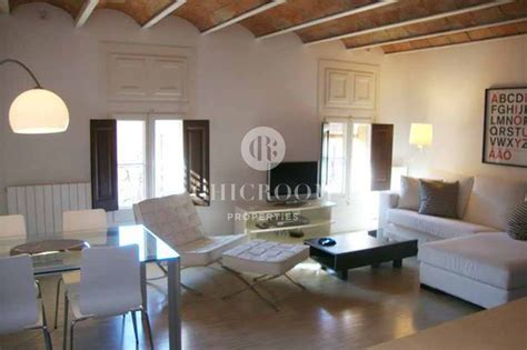 2 bedroom penthouse furnished 2 bedroom penthouse for rent el born barcelona
