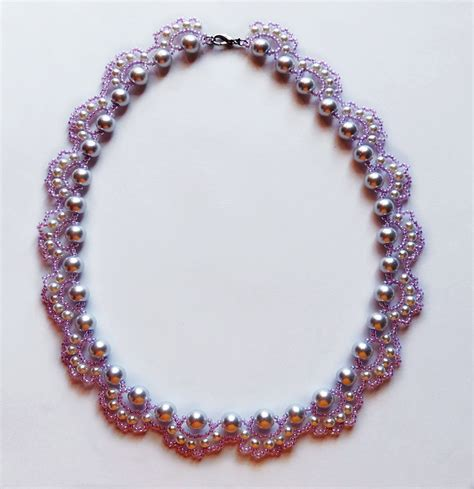 1000 images about beaded necklaces on