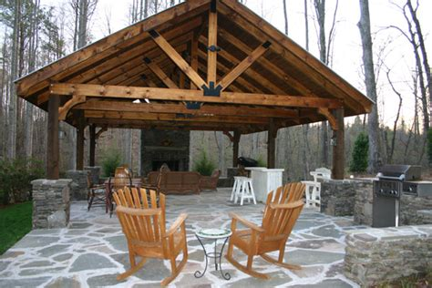 diy backyard pavilion plans plans free