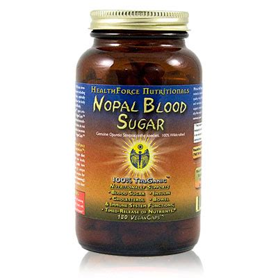 Detox For Blood Sugar by Nopal Blood Sugar Herbs Can Cleanse