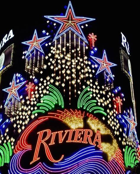 las vegas light out with the riviera vegas in with the the