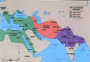 Ottoman Countries Sunni Realignments