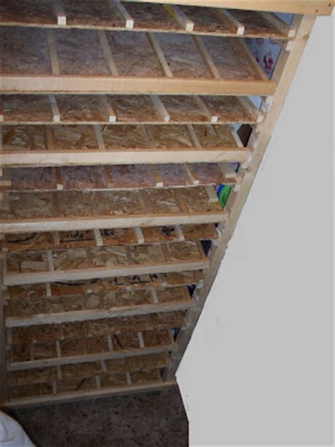 Can Rotation Rack by I Refuse To Recede How To Build A Self Rotating Can Rack