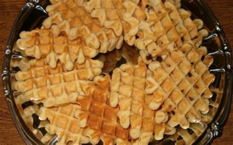recette galette belge molle