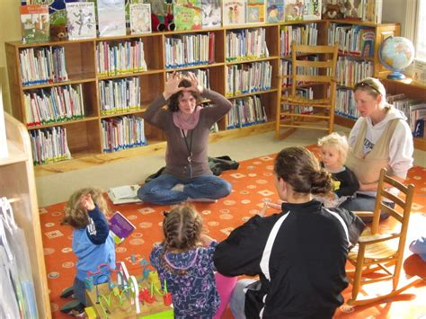 storytime at library preschool storytime fort bragg library