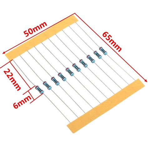 a chip resistor is marked 394 its resistance value is 300pcs 1 1 4w metal resistor resistance 30 values assortment kit alex nld
