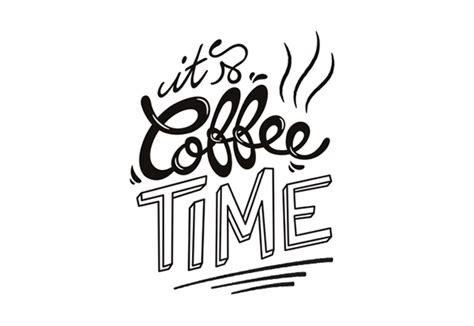 Tea & Coffee Time on Behance