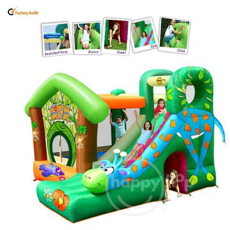 Quality Happy Hop Castle Bouncer 9112 happy hop bouner 9139 jungle bouncer