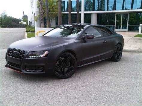 matte black audi a4 convertible audi s5 in matte black my style matte