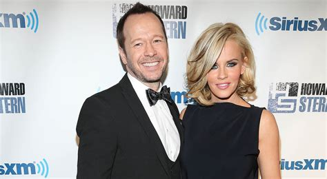 what extensions does jenni from donnie wahlberg jenny mccarthy and donnie wahlberg are engaged popsugar