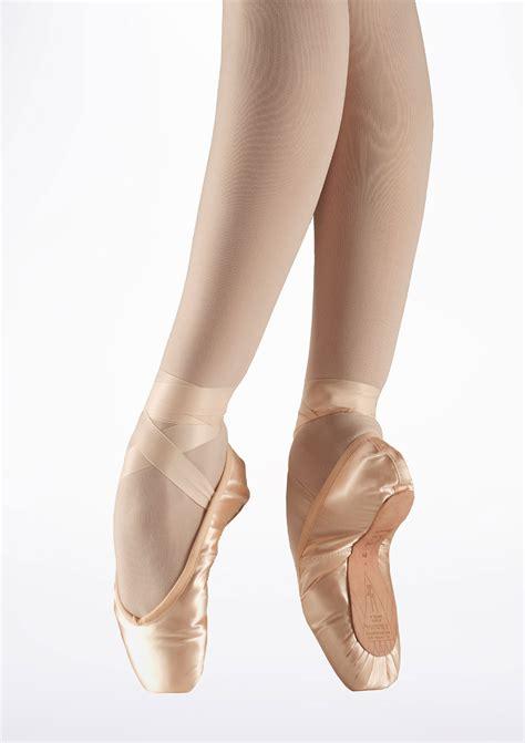 pointe shoes for bloch demi pointe pointe shoe move dancewear 174