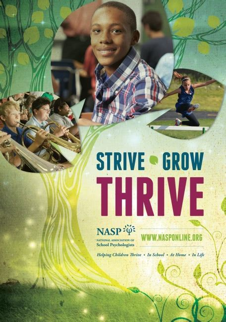 from striving to thriving how to grow confident capable readers nov 10 14 is school psych awareness week lifemanagement