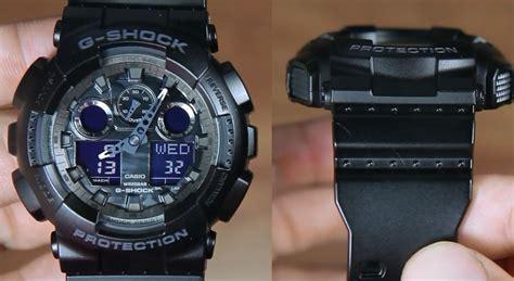 Jam Tangan Casio G Shock Ga 100cf casio g shock ga 100cf 1a indowatch co id