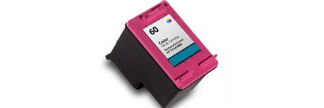 Hp 60 Color Remanufactured hp deskjet f4288 ink cartridges