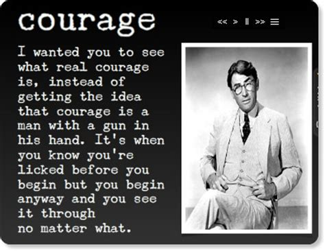 to kill a mockingbird themes on courage to kill a mockingbird courage