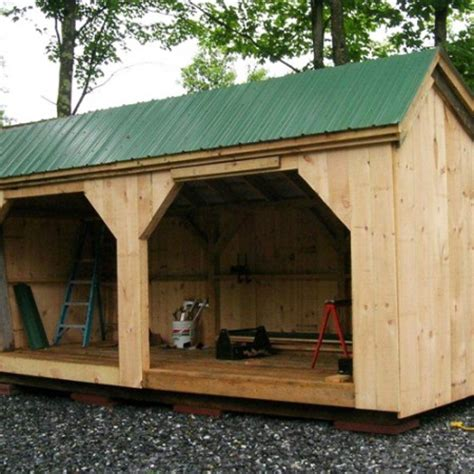 8x20 woodbin exterior